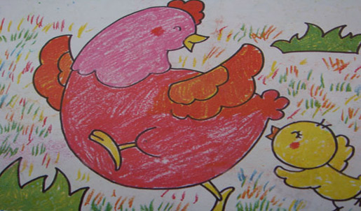 小鸡找妈妈