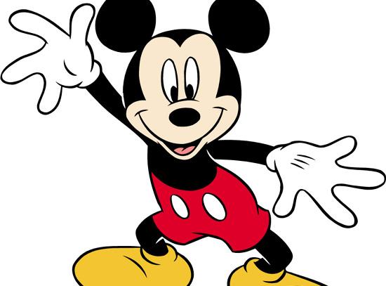 迪斯尼和米老鼠