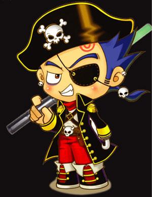 我是一个海盗